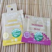 Sante facial care samples [Vegan Presence March box]